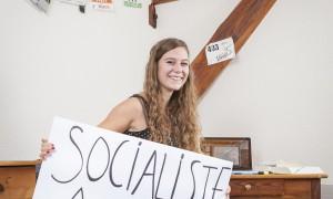 Socialiste à Lausanne